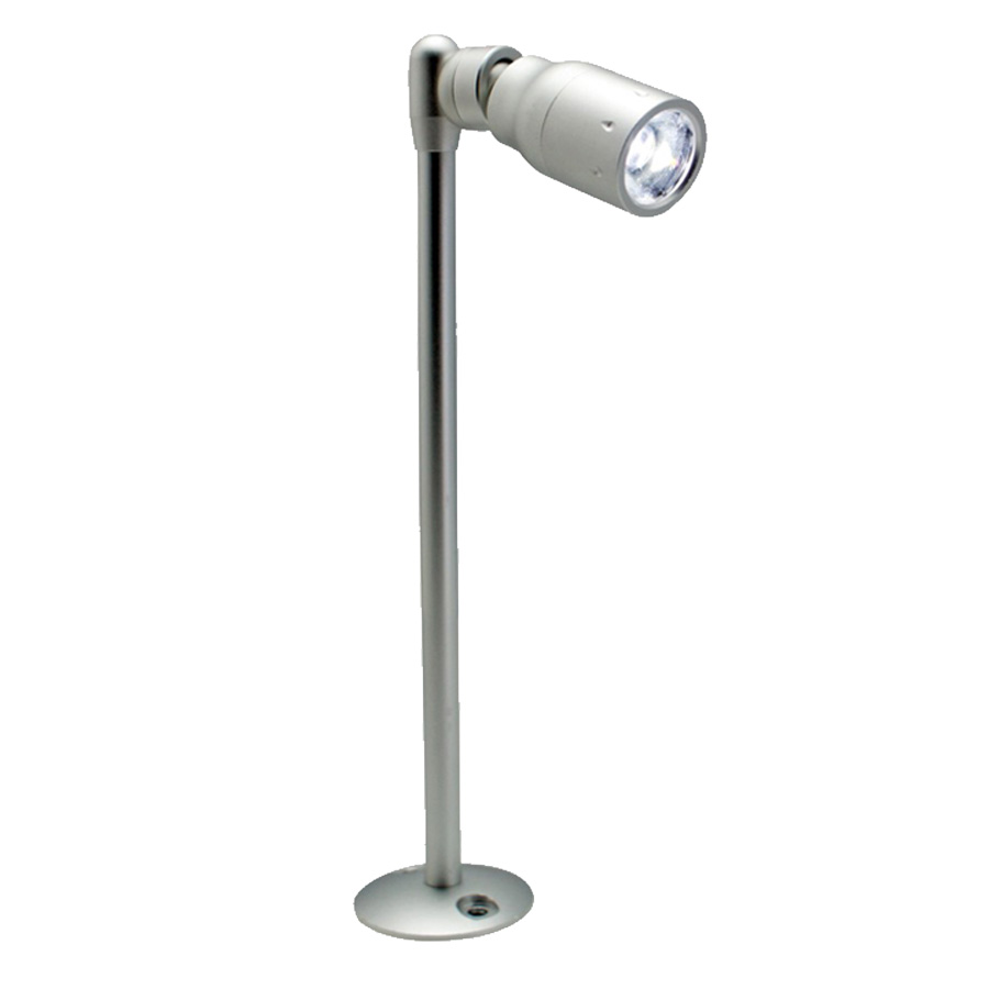 3319 1w Led Display Lighting Fixtures Adjule Beam Angle For Jewelry Showcase