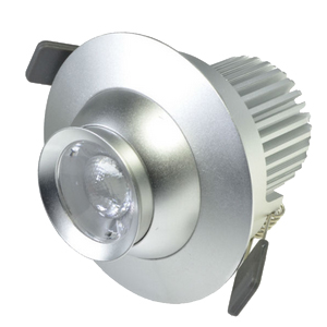 8347 9w led recessed downlight