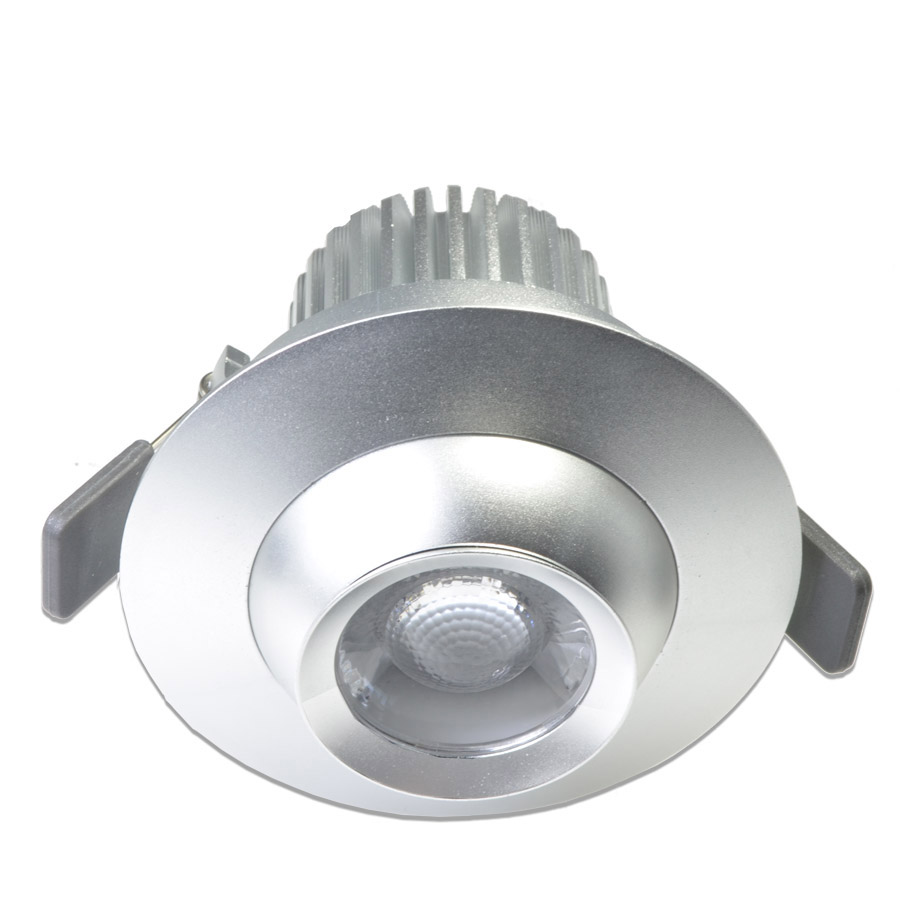 8347 9w led downlight for art museum lighting