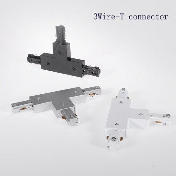 T Connector For Led Track Lighting