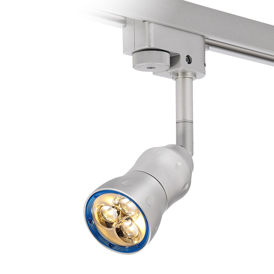 8327 6w Mini Beam Angle Led Track Spotlight For Art Gallery Lighting Systems