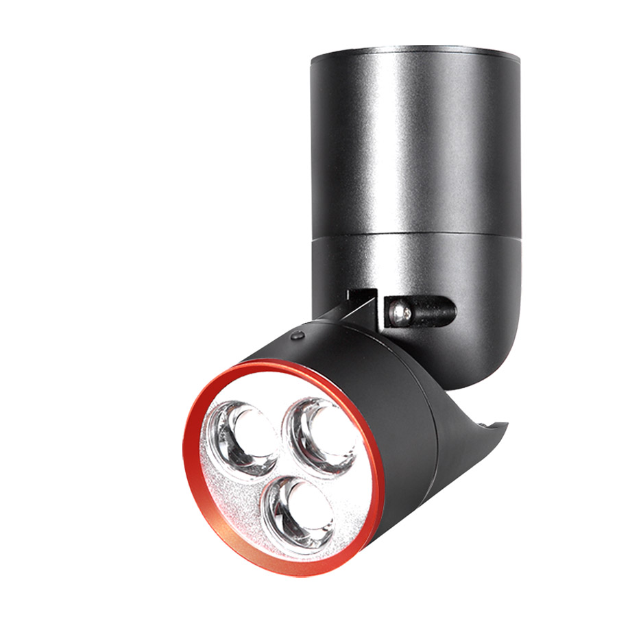David A019 9w Focus Dimming Led Adjustable Spotlights Ceiling For Commercial Art Gallery