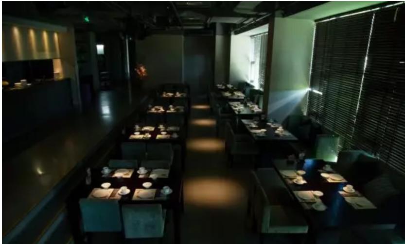 LED bėgių taškų apšvietimas stalo apšvietimui