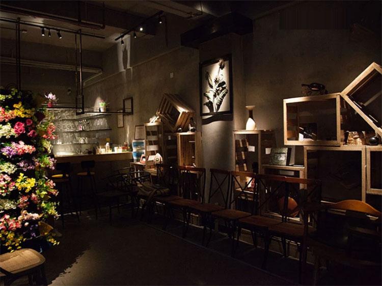 3w narrow beam angle spotlight for restaurant