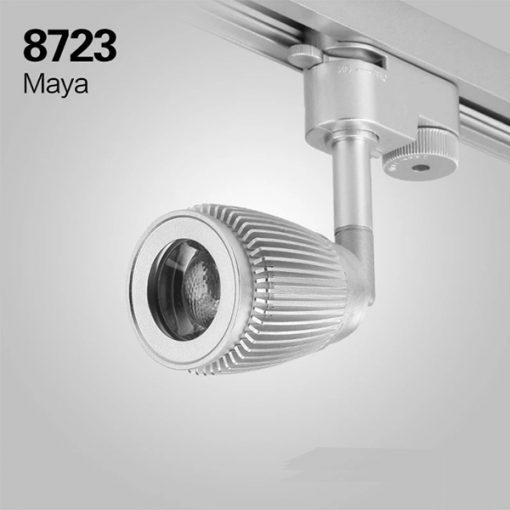 8723 3w Narrow Beam Angle LED Spotlight focusable 6.5° 18°