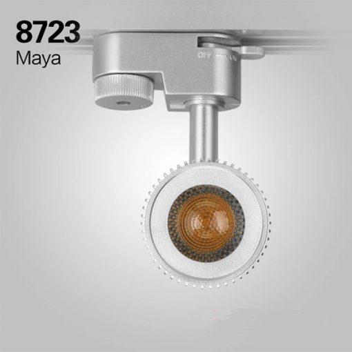 8723 3w focuable Narrow Beam Angle LED track light