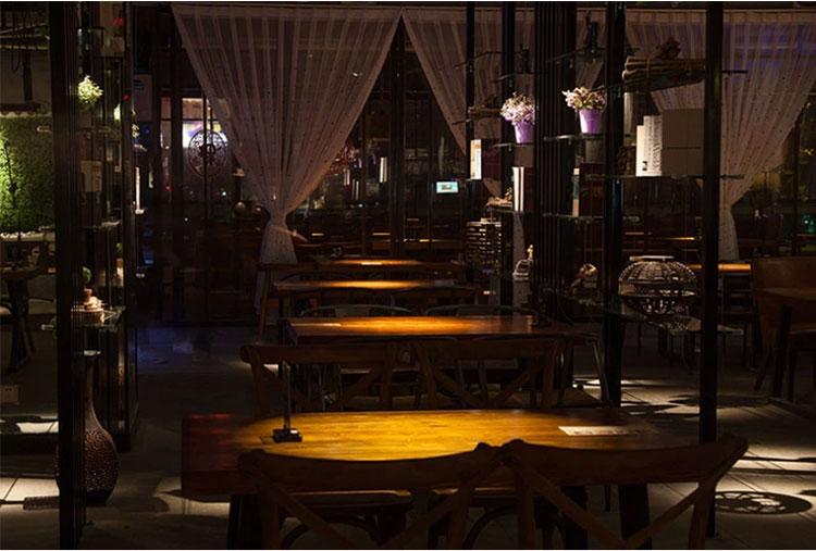 super narrow beam led spotlight for restaurant table