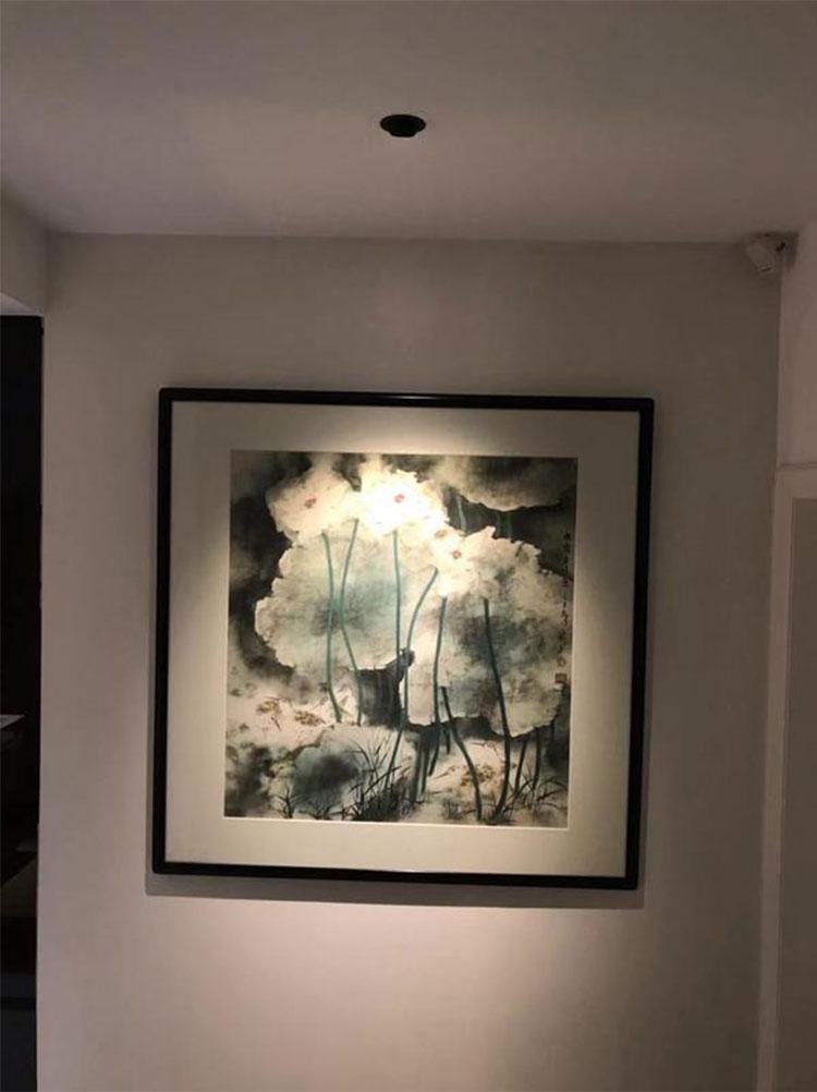 lighting for artwork